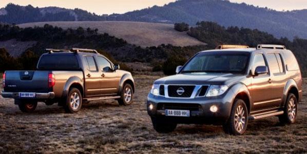 Nissan X-Trail, Navara y Pathfinder Formigal