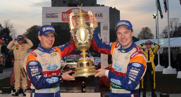 WRC: Triunfo de Latvala, mundial para Loeb
