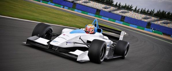 Los motores para Fórmula E, de McLaren