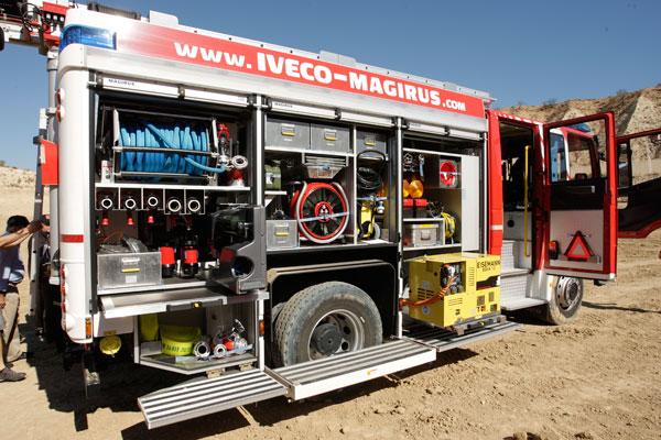 Conducimos el nuevo Iveco Magirus TLF300