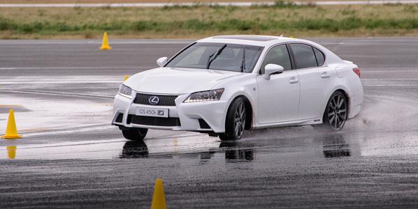 Lexus F Sport, la elegancia más deportiva