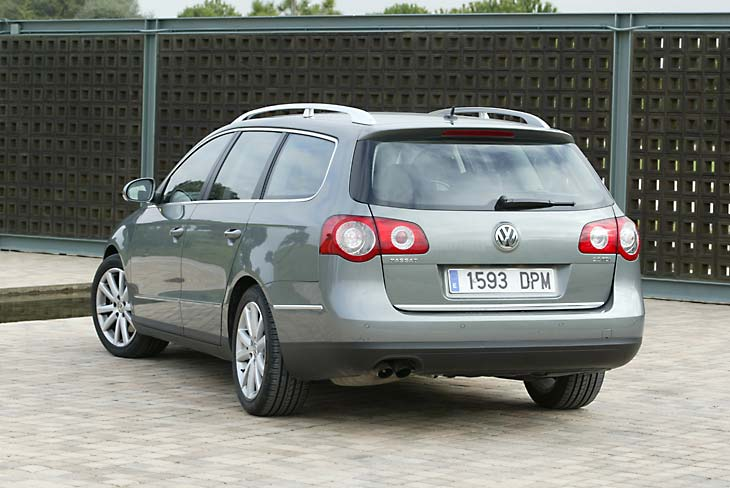 Volkswagen Passat Variant 2.0 TDI DSG