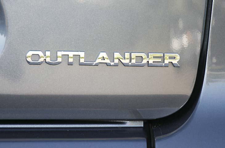 Peugeot 4007 y Mitsubishi Outlander: exteriores