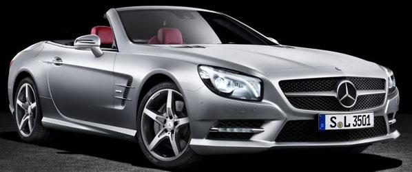 Mercedes-Benz SL 2013: primeras fotos