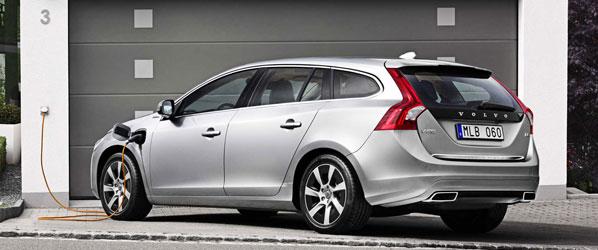 Volvo V60 Plug-in Hybrid: ya hay precios