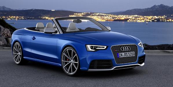 Audi RS 5 Cabrio: ya hay precios