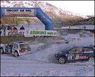 Albert Castelló defiende su liderato en el Campeonato de Andorra de Automovilismo sobre Hielo