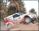 La primera maratón del Dakar comienza a marcar diferencias