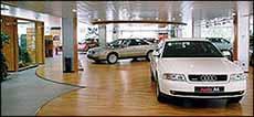 Faconauto cifra en un 7,4 por ciento la caída de ventas para 2002