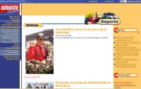 Autopista Online estrena sección de deportes