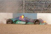 Frentzen empieza mandando en Jerez