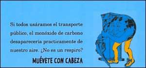 DÍA EUROPEO SIN COCHES 2001