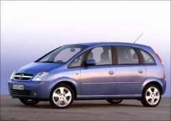 Opel apuesta por la versatilidad con su monovolumen Meriva
