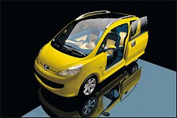 Peugeot muestra su idea de lo pequeño con el Sésame