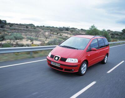 Motor TDi de 130 CV para el Seat Alhambra