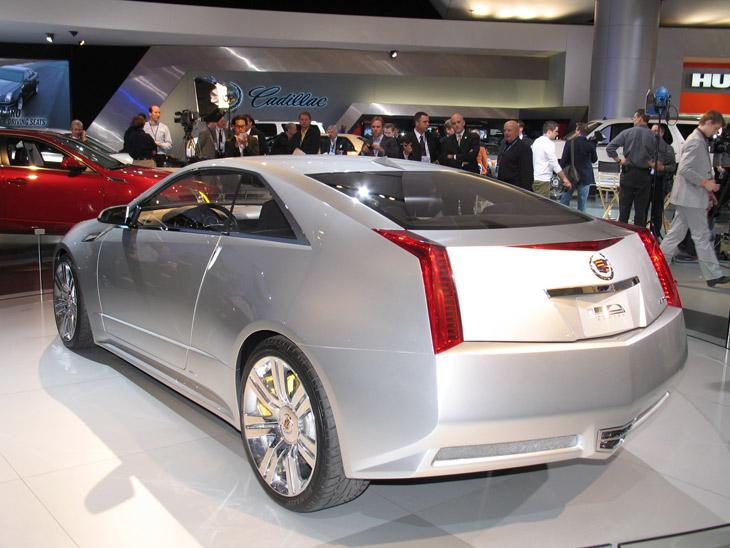 Cadillac CTS Coupé Concept