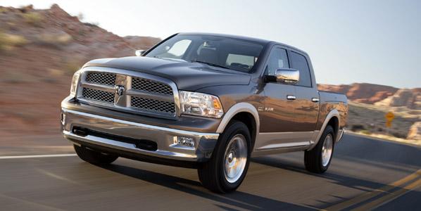 Dodge Ram: Cowboy del siglo XXI