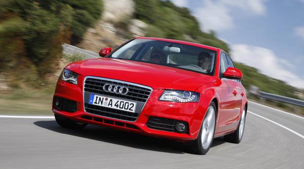 Audi A4, más equipado