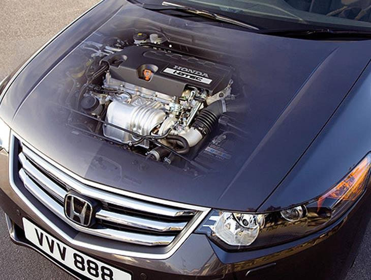 Honda Accord Diesel Automático