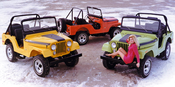 Chrysler no venderá Jeep