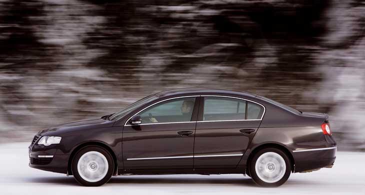 Volkswagen Passat 4Motion