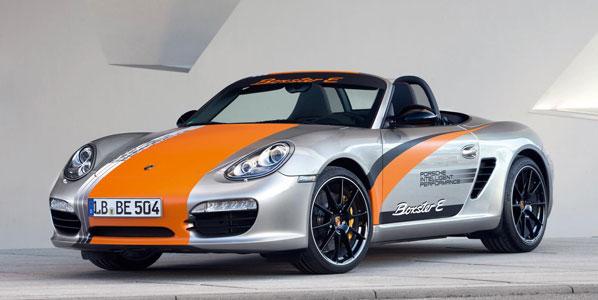 Porsche planea un Boxster eléctrico