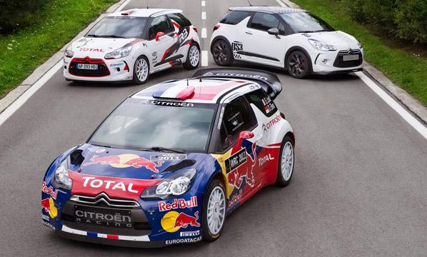 Los nuevos coches del WRC