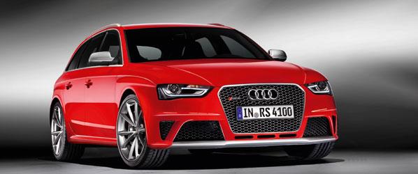 Audi RS4 Avant, practicidad y deportividad