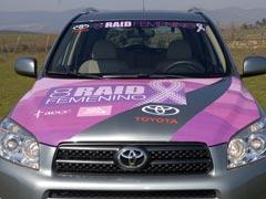 8º Raid Femenino Toyota