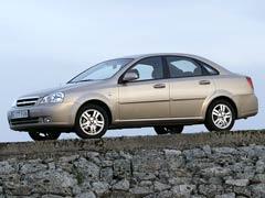 Chevrolet Lacetti y Nubira VCDI