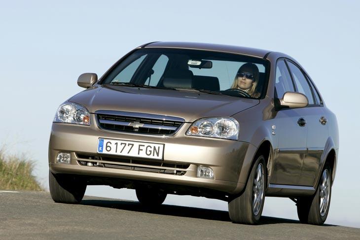 Chevrolet Nubira 4 puertas y SW