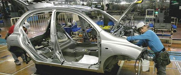 Asia producirá la mitad de los coches