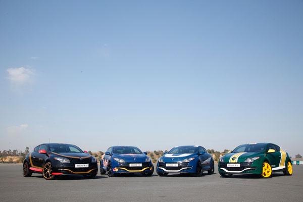 Renault Megane 2012 el contacto