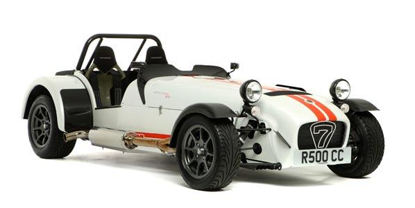 Caterham R500, adrenalina pura