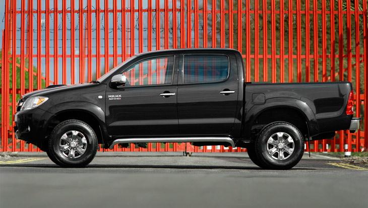 Nuevo Toyota Hilux, el primero en el Polo