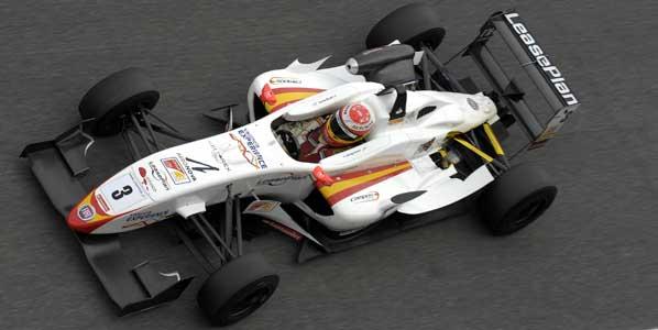 Campos Racing preparado