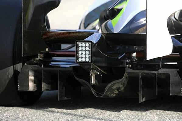 F1: Los difusores son legales