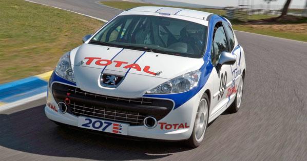 Peugeot 207 Thp Copa Autopista Es