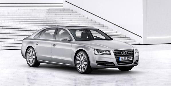Audi A8, el primer coche con acceso inalámbrico a Internet