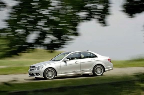 Mercedes Clase C, nuevos motores