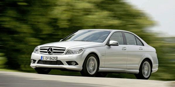 Mercedes Clase C: sólo 4,4 l/100 km