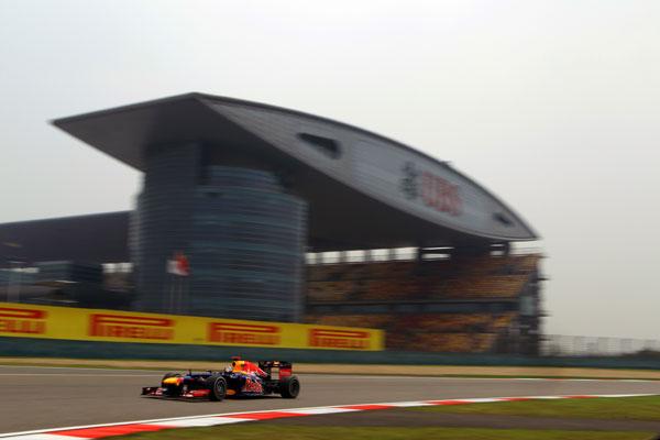 Sebastian Vettel fue la gran decepción de la clasificación al no pasar de la Q2