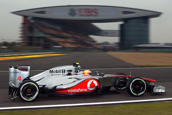 Lewis Hamilton perderá cinco posiciones en parrilla por cambiar la caja de cambios