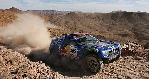 Presentado el Dakar 2010