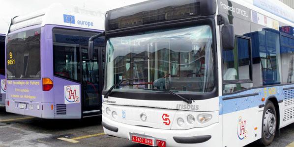 Llega el Plan VIVE para autobuses