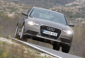 Audi A6 3.0 TDi V6/204 Multitronic