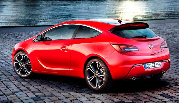 El Opel Astra se renueva en toda su gama