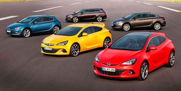 El Opel Astra se renueva