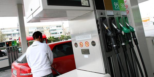 Los precios de los carburantes siguen en tendencia bajista