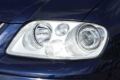Opel Zafira / Volkswagen Touran